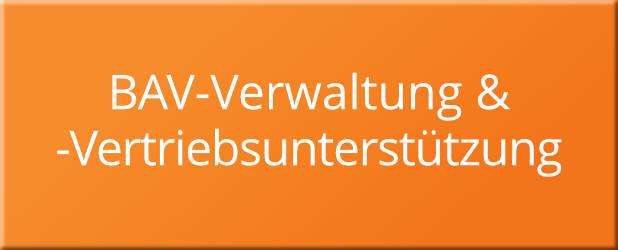 BAV-Verwaltung und -Vertriebsunterstützung